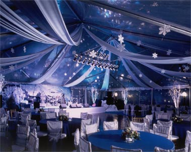 Corporate christmas party decorations - photo#24