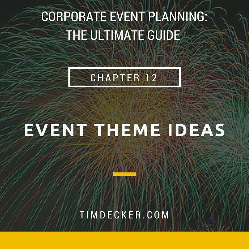Corporate event theme ideas for pinterest for Ideas for event planning