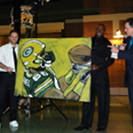 Donald Driver, Green Bay Packers Legend