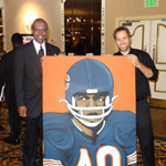 Gale Sayers, NFL Hall of Famer